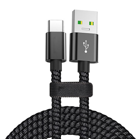Cable Type-C Android Universel T24 Noir