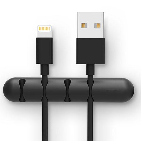 Chargeur Cable Data Synchro Cable C02 pour Apple iPhone 11 Pro Noir