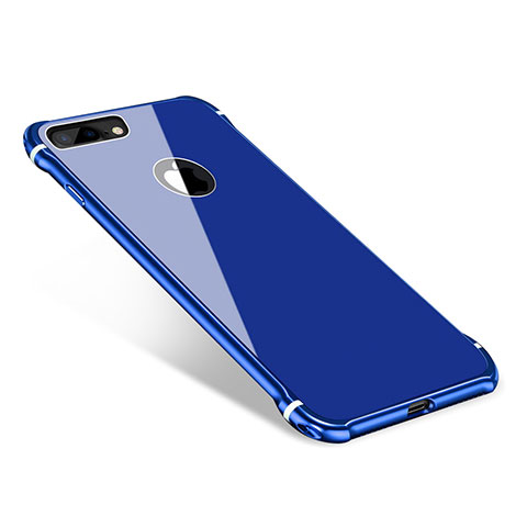 coque iphone 8 plus bumper bleu