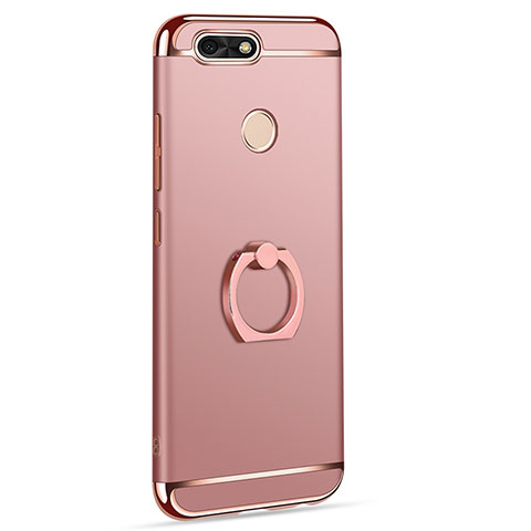 coque rose huawei y6 pro 2017