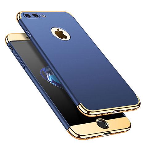 coque iphone 8 plus bumper bleu