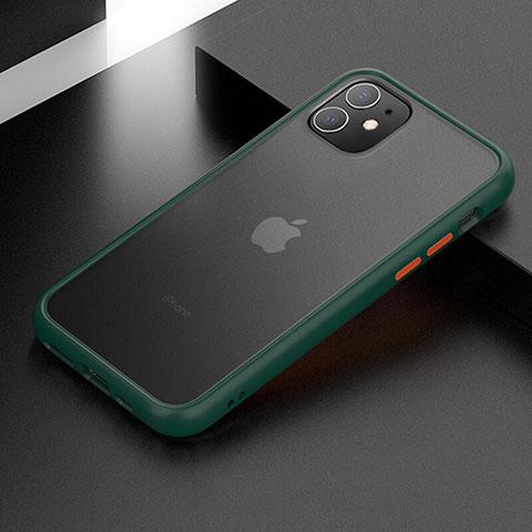 Coque Contour Silicone et Plastique Housse Etui Mat pour Apple ...