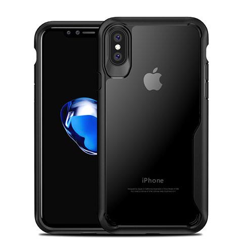 coque miroir 360 iphone x