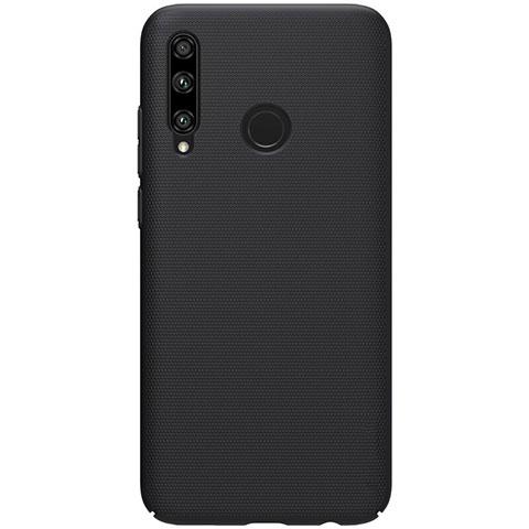 Coque Plastique Rigide Etui Housse Mat M01 pour Huawei Honor 20 Lite Noir