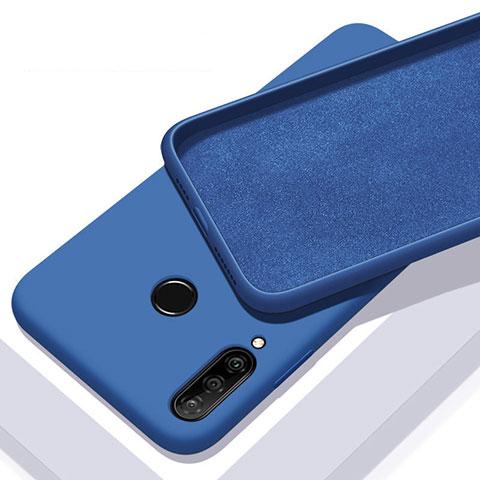 Coque Ultra Fine Silicone Souple 360 Degres Housse Etui pour Huawei Honor 20 Lite Bleu