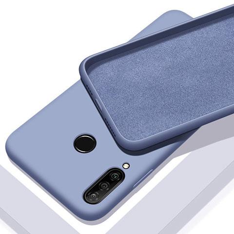 Coque Ultra Fine Silicone Souple 360 Degres Housse Etui pour Huawei Honor 20 Lite Bleu Ciel