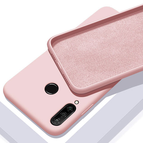 Coque Ultra Fine Silicone Souple 360 Degres Housse Etui pour Huawei Honor 20 Lite Or Rose