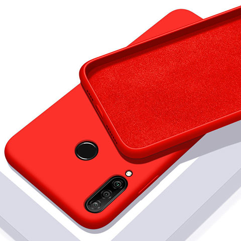Coque Ultra Fine Silicone Souple 360 Degres Housse Etui pour Huawei Honor 20 Lite Rouge