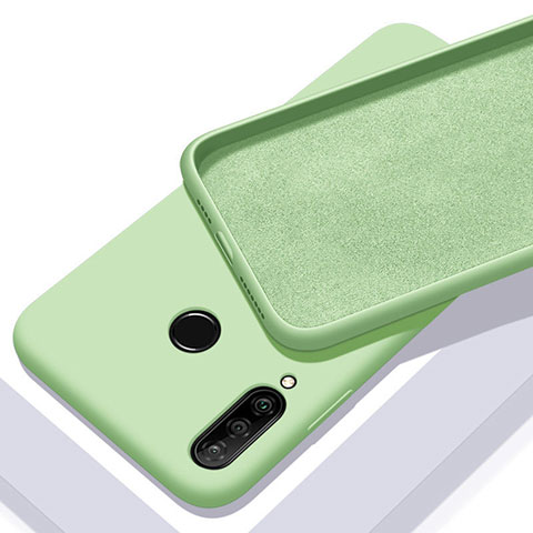 Coque Ultra Fine Silicone Souple 360 Degres Housse Etui pour Huawei Honor 20 Lite Vert