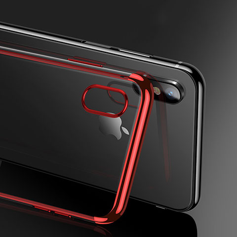 coque iphone x rouge a levre