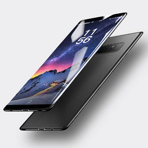 Coque Ultra Fine Silicone Souple pour Samsung Galaxy Note 8 Noir