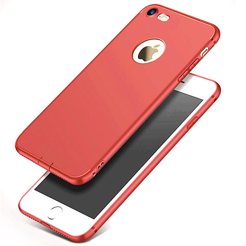 coque ultra fine iphone 8 rouge