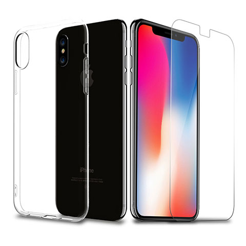coque extra fine iphone xs transparente