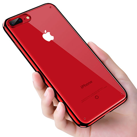 coque iphone 8 plus fine transparente