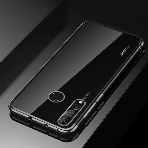 Coque Ultra Fine TPU Souple Housse Etui Transparente H03 pour Huawei Honor 20 Lite Noir