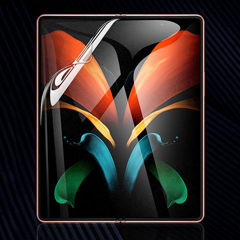 Film Protection Protecteur d'Ecran Integrale pour Samsung Galaxy Z Fold2 5G Clair