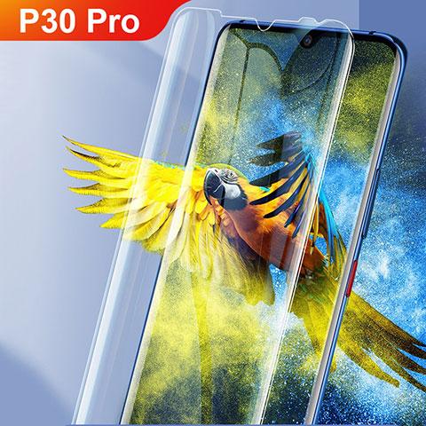 Film Protection Verre Trempe Protecteur d'Ecran pour Huawei P30 Pro Clair