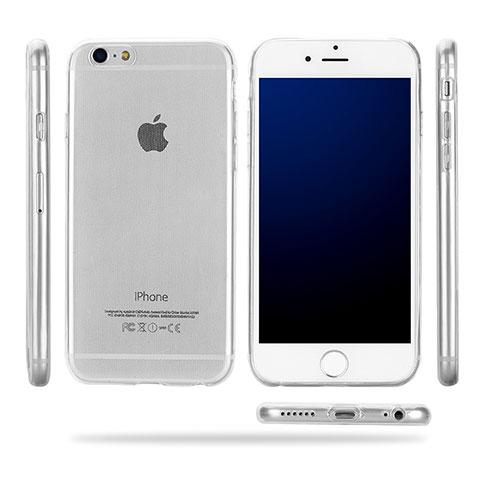 Housse Ultra Fine TPU Souple Transparente T09 pour Apple iPhone 6S Clair