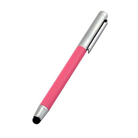 Stylet Tactile Ecran Universel P10 Rose Rouge