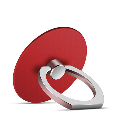 Support Bague Anneau Support Telephone Universel Z05 Rouge