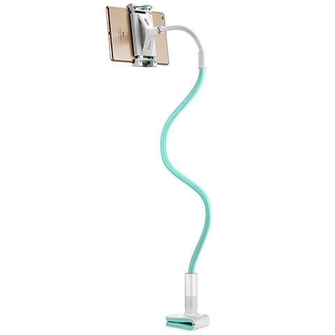 Support de Bureau Support Tablette Flexible Universel Pliable Rotatif 360 T34 pour Huawei MatePad 10.4 Vert