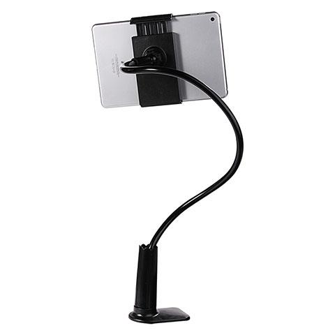 Support de Bureau Support Tablette Flexible Universel Pliable Rotatif 360 T42 pour Huawei MatePad 10.4 Noir