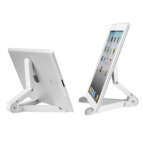 Support de Bureau Support Tablette Universel T23 pour Huawei MatePad 10.4 Blanc