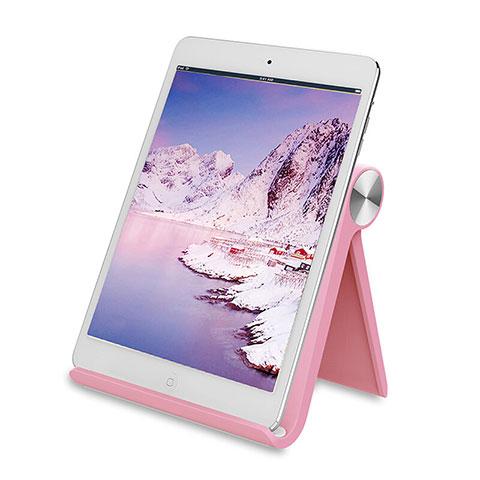 Support de Bureau Support Tablette Universel T28 pour Huawei MatePad 10.4 Rose