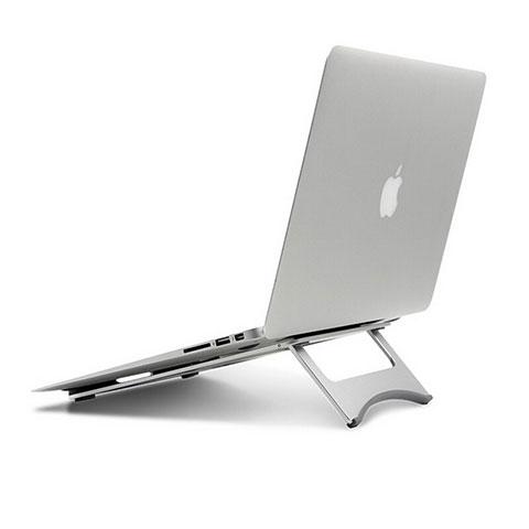 Support de Carnet Support Portable Universel pour Apple MacBook Pro 13 pouces Retina Argent