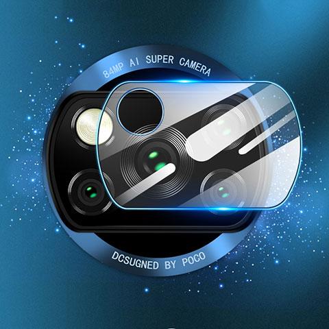 Verre Trempe Protecteur de Camera Protection pour Xiaomi Poco X3 NFC Clair