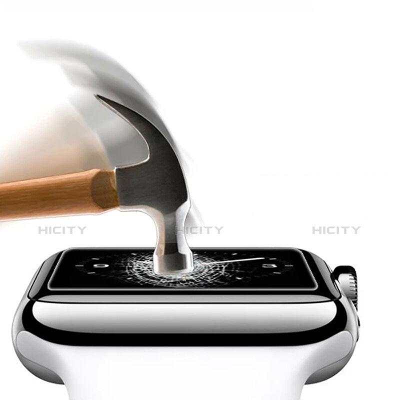 9H Verre Trempe Protecteur d'Ecran pour Apple iWatch 2 42mm Clair Plus
