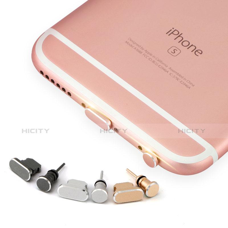 Bouchon Anti-poussiere Lightning USB Jack J04 pour Apple iPhone 11 Pro Max Noir Plus