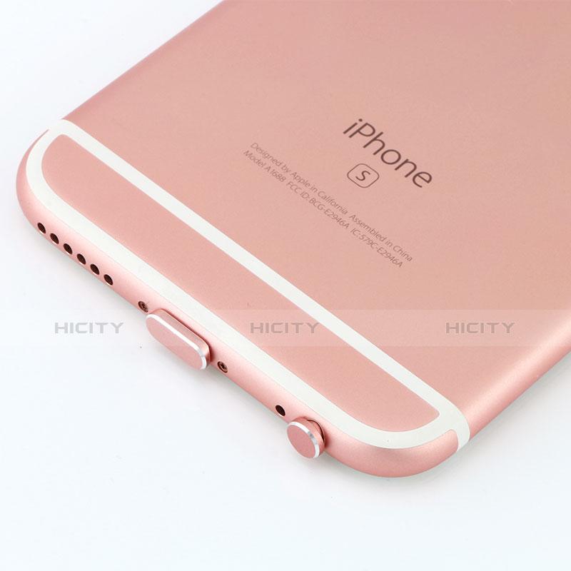 Bouchon Anti-poussiere Lightning USB Jack J04 pour Apple iPhone 11 Pro Max Or Plus