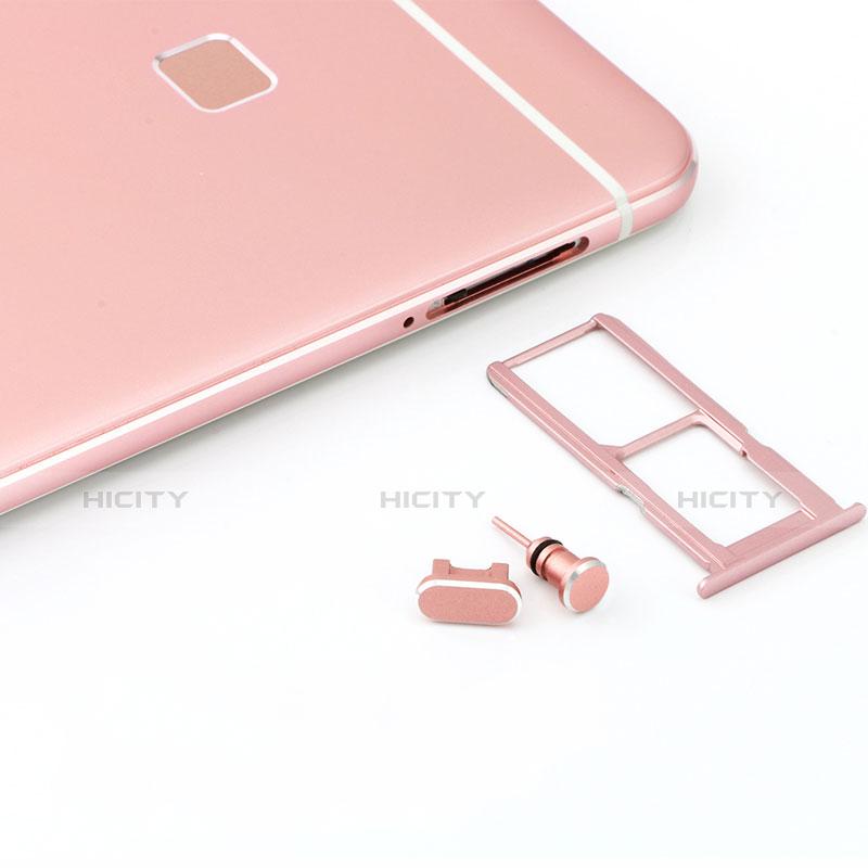 Bouchon Anti-poussiere USB Jack Android Universel C02 Argent Plus