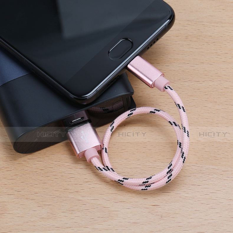 Cable Micro USB Android Universel 25cm S05 Plus