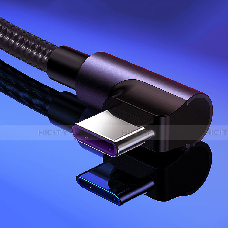 Cable Type-C Android Universel T07 Noir Plus