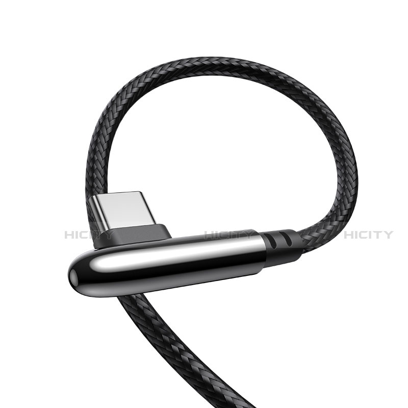 Cable Type-C Android Universel T20 Noir Plus