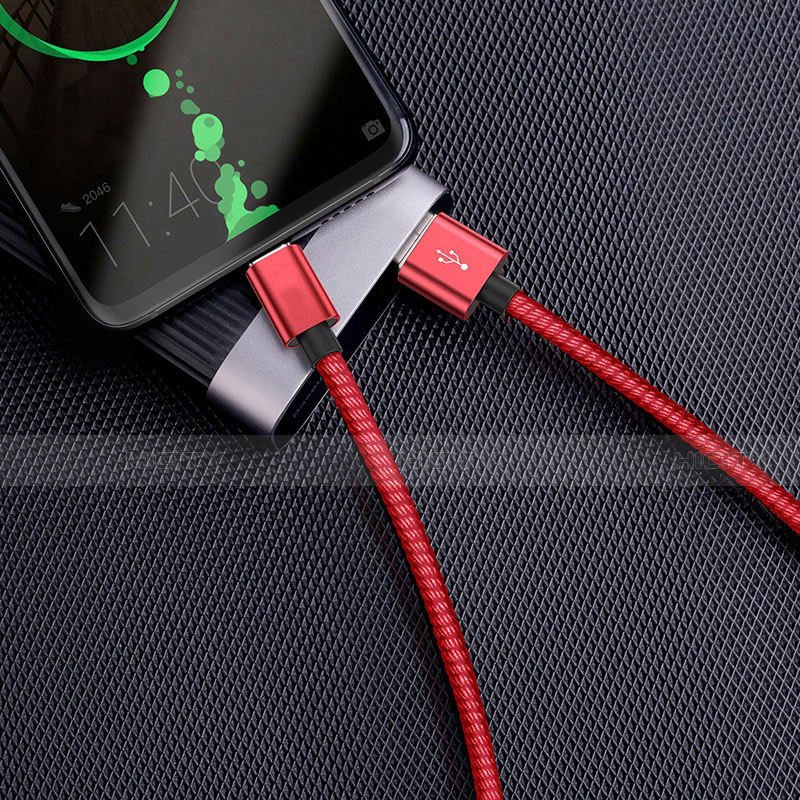 Cable Type-C Android Universel T24 Plus