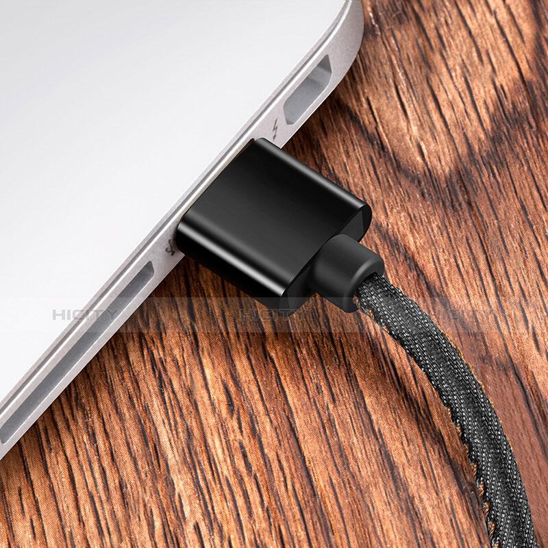Chargeur Cable Data Synchro Cable L04 pour Apple iPhone 11 Noir Plus