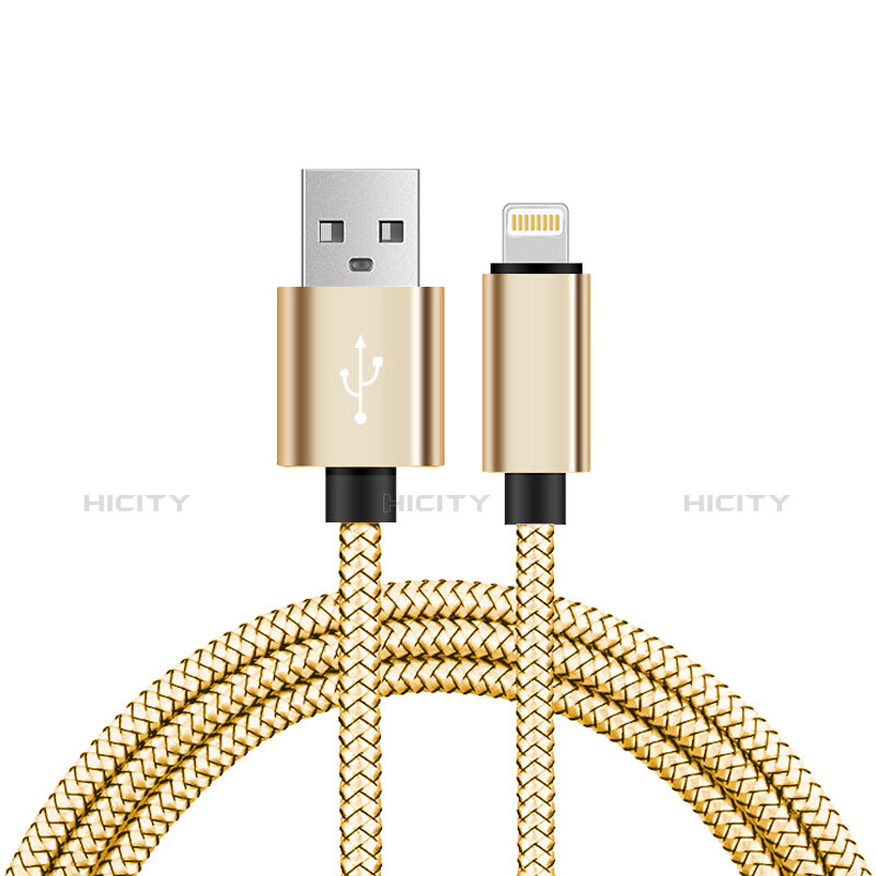 Chargeur Cable Data Synchro Cable L07 pour Apple iPhone 11 Or Plus