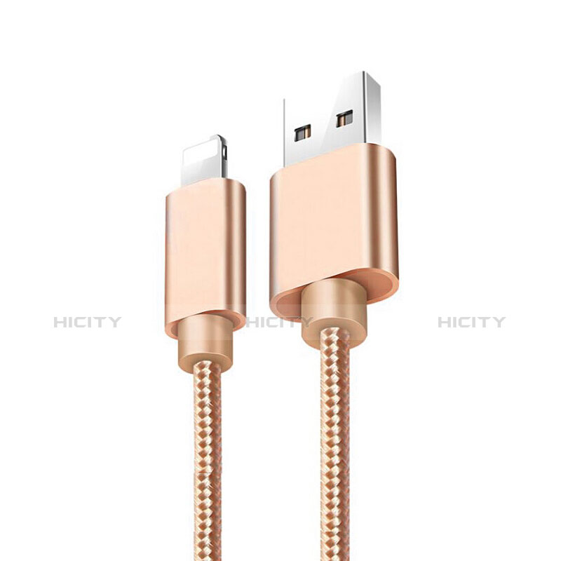 Chargeur Cable Data Synchro Cable L08 pour Apple iPhone 11 Or Plus