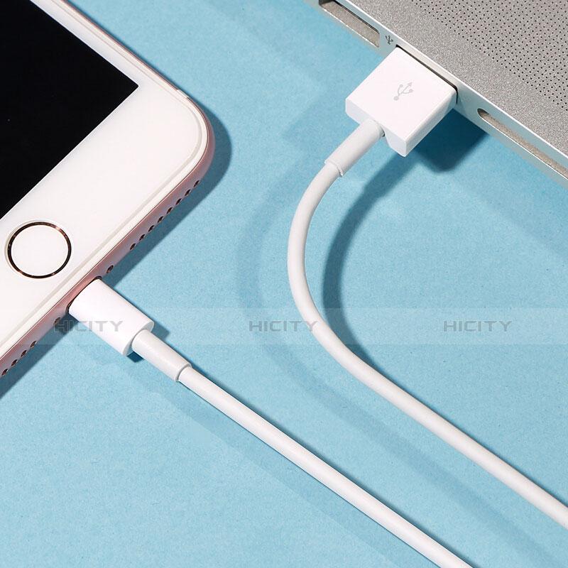 Chargeur Cable Data Synchro Cable L09 pour Apple iPhone 11 Blanc Plus