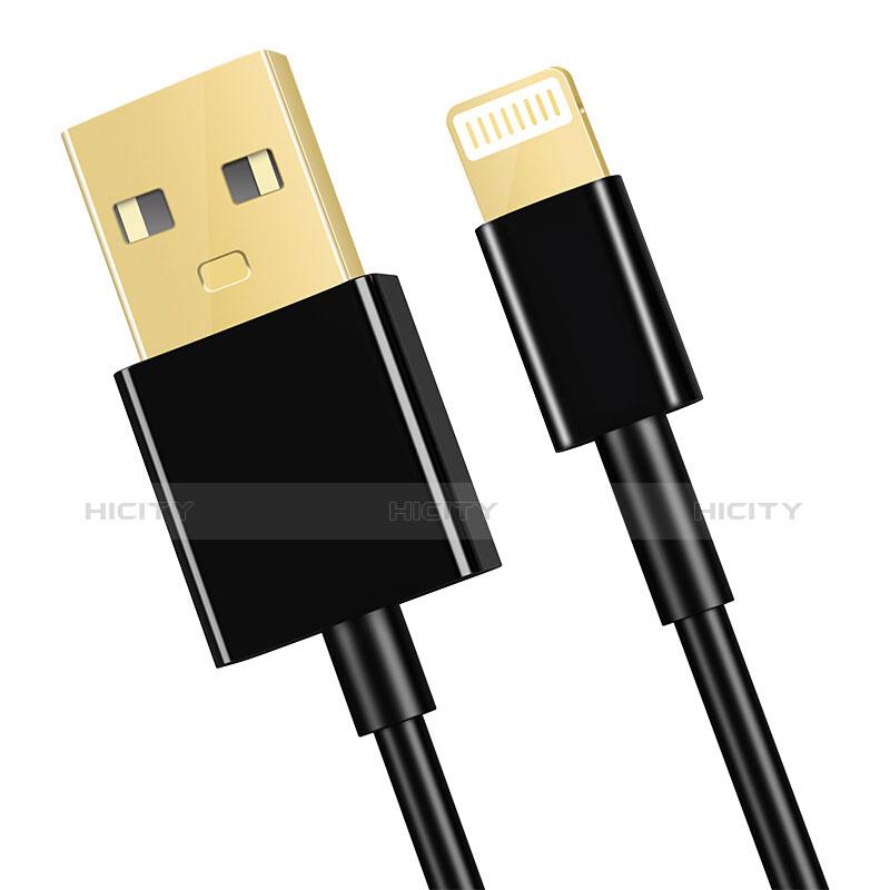 Chargeur Cable Data Synchro Cable L12 pour Apple iPhone 11 Pro Noir Plus