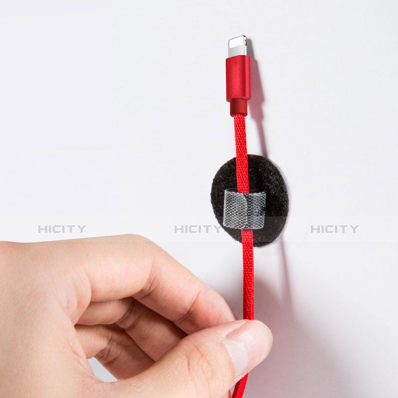 Chargeur Cable Data Synchro Cable L14 pour Apple iPhone 6S Noir Plus