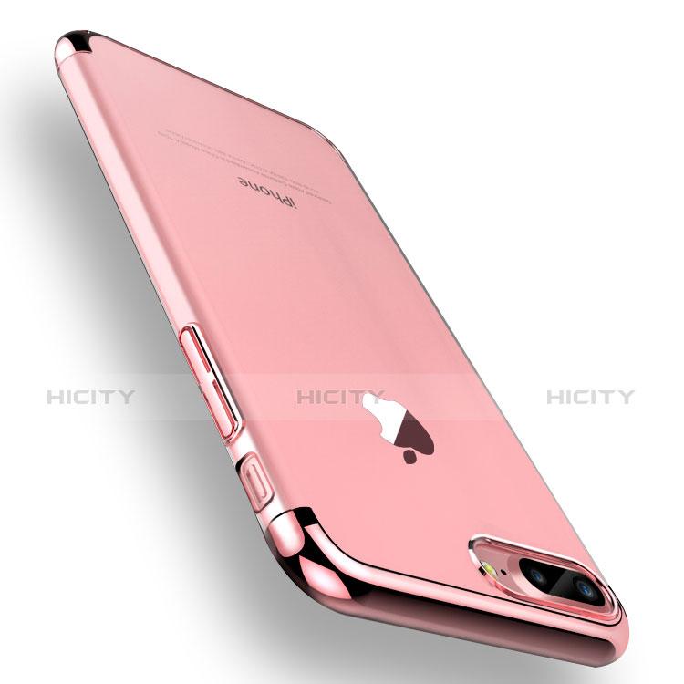coque antichocs rigide transparente crystal etui housse h01 pour apple iphone 7 plus plus 6