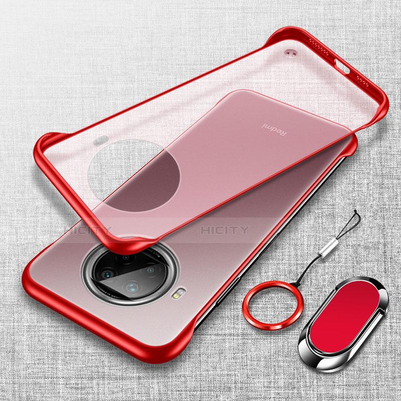 Coque Antichocs Rigide Transparente Crystal Etui Housse H01 pour Xiaomi Mi 10T Lite 5G Plus