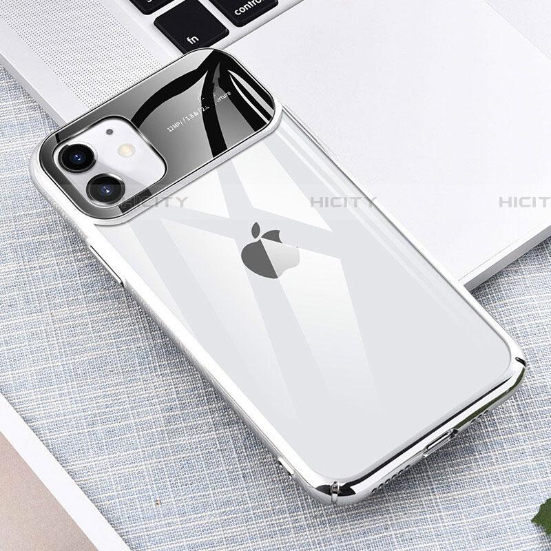 Coque Antichocs Rigide Transparente Crystal Etui Housse S04 pour Apple iPhone 11 Plus