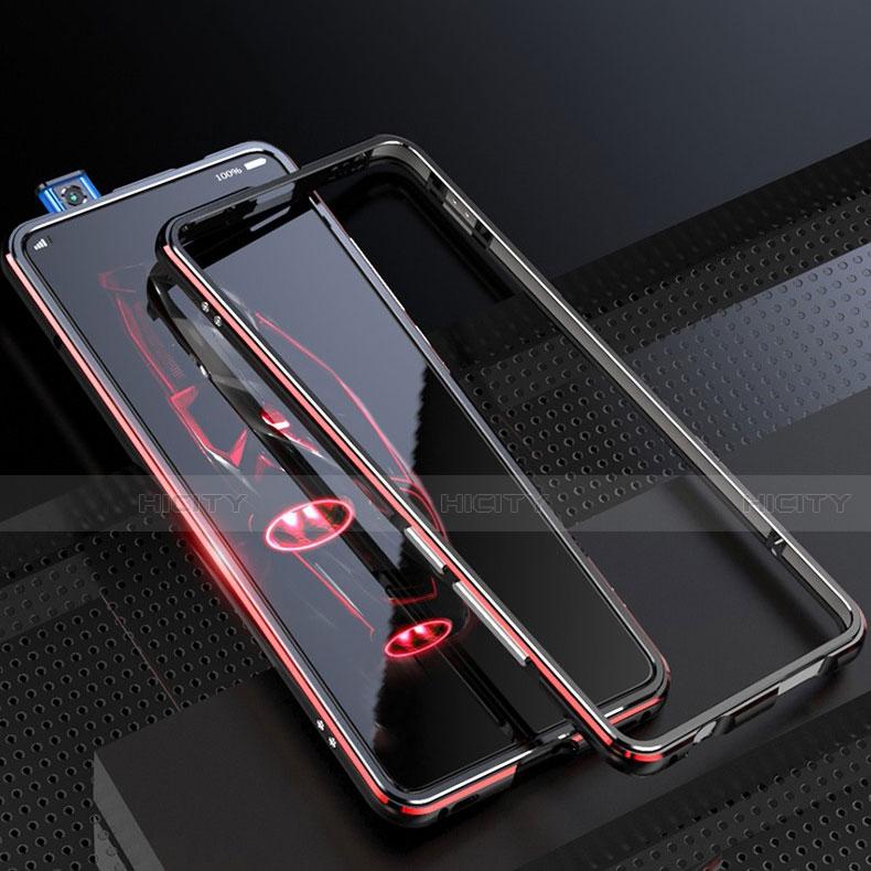 Coque Bumper Luxe Aluminum Metal Etui pour Xiaomi Mi 9T Plus