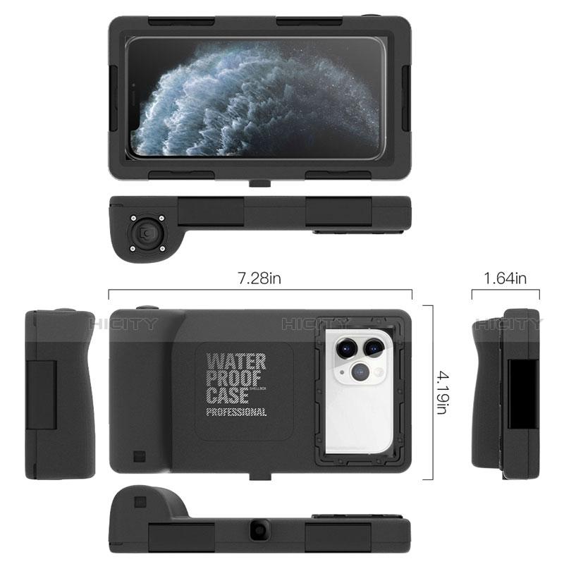 Coque Etanche Contour Silicone Housse et Plastique Etui Waterproof 360 Degres pour Apple iPhone 11 Pro Max Plus