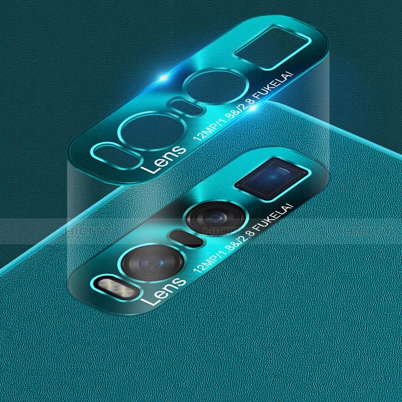 Coque Luxe Cuir Housse Etui U01 pour Oppo Find X2 Pro Plus